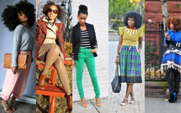 Natural Hair Bloggers
