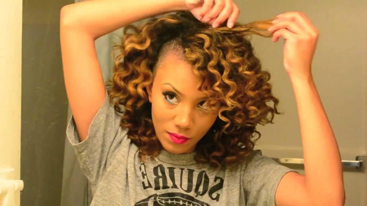 Natural Hair Styles Bantu Knots: Fall Hair Don't Care